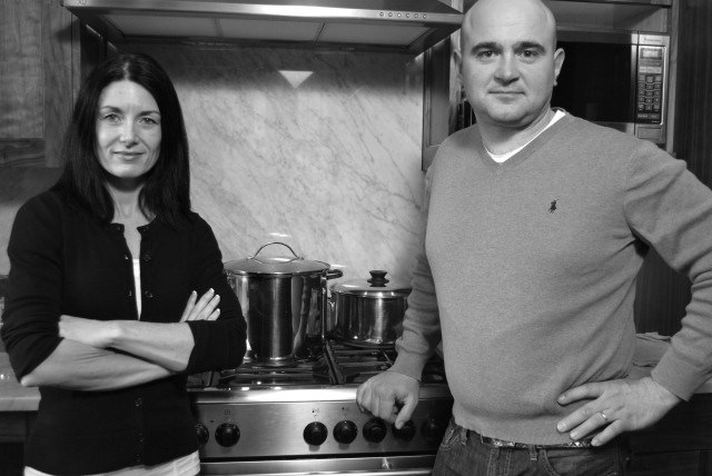 Cara and Stefano kitchen