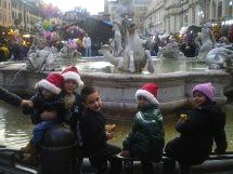 Piazza Navona Festa della Befana